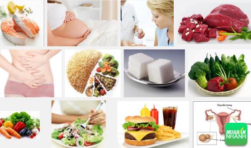 Giúp bạn xây dựng chế độ dinh dưỡng khoa học cho bệnh nhân u nang buồng trứng, 152, Phương Thảo, Cẩm Nang Sức Khỏe, 30/09/2016 17:38:22