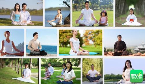 Thiền định giúp ngăn chặn quá trình lão hóa hiệu quả