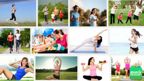Luyện tập thể dục giúp duy trì trọng lượng cơ thể, làm giảm nguy cơ tăng huyết áp và bệnh về tim