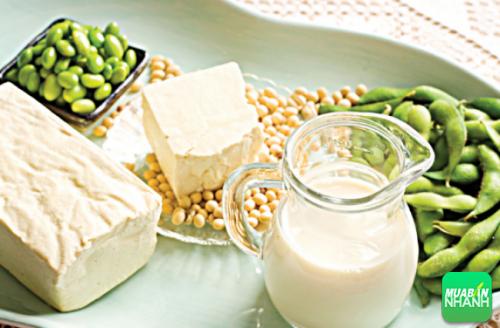 Dinh dưỡng từ đâu nành làm giảm cholesterol trong máu