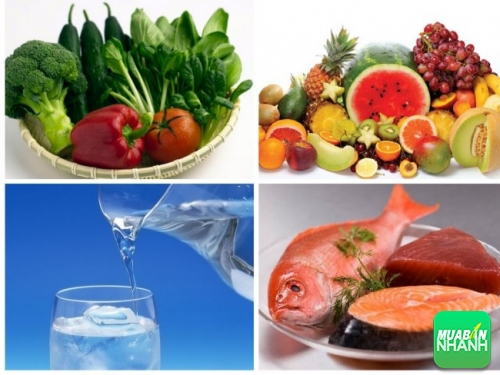 Cung cấp cho cơ thở đầy đủ dinh dưỡng giúp cải thiện sức khỏe trong quá trình điều trị
