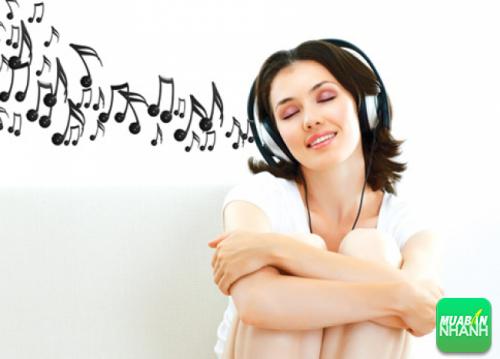 Nhạc là phương tiện làm giảm áp lực và căng thẳng cho con người