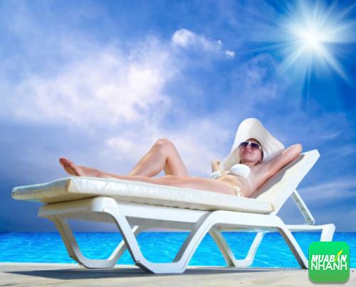 tắm nắng cung cấp vitamin d