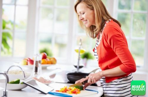 Nấu ăn tốt cho sức khỏe