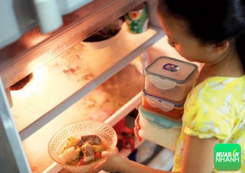 Nitrit hình thành trong thức ăn thừa có thể gây ung thư
