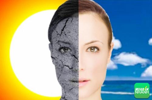 Tiếp xúc nhiều ánh nắng mặt trời không tốt sẽ gây bệnh về da
