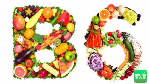 Thiếu vitamin B6