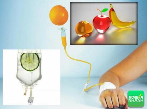 Liệu pháp sử dụng vitamin C Chelate