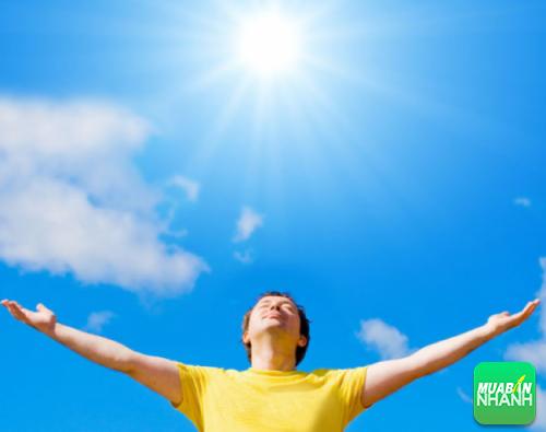 Ánh nắng mặt trời và vitamin D3