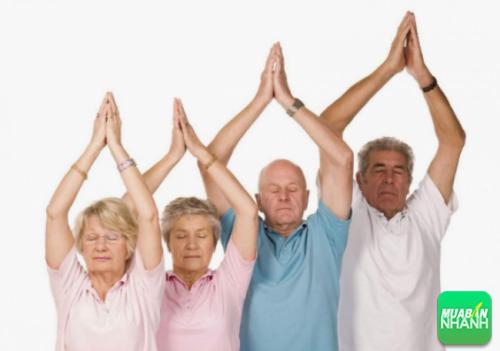 Rèn luyện thể dục giúp cơ thể hồi phục nhanh trong quá trình điều trị bệnh