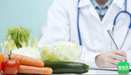Chỉ sử dụng những loại thực phẩm giúp ngăn chặn bệnh