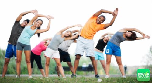 Thường xuyên luyện tập thể dục giúp khắc phục tình trạng của bệnh huyết áp thấp