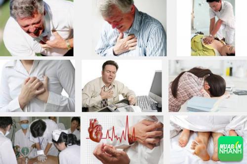 Triệu chứng hồi máu cơ tim cấp - Nỗi lo cho sức khỏe mọi người, 241, Phương Thảo, Cẩm Nang Sức Khỏe, 13/10/2016 16:58:05