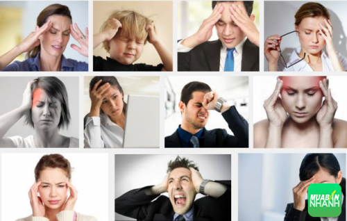 Rối loạn tuần hoàn não khiến người bệnh thường xuyên đau đầu