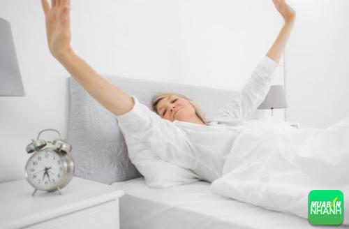 Giấc ngủ ngon giúp cơ thể chào đón ngày mới hứng khởi, làm việc hiệu quả