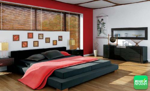 Phòng ngủ cũng là một trong những yếu tố ảnh hưởng giấc ngủ