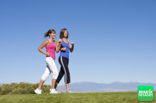 Rèn luyện cơ thể là phương pháp giúp bạn ngủ ngon