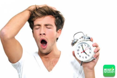 Mất ngủ là tình trạng khiến cơ thể vô cùng mệt mỏi