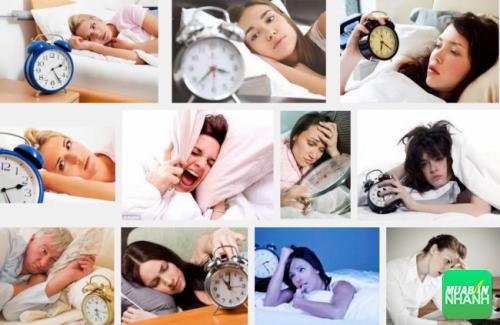 Rối loạn tuần hoàn máu não thường khiến người bệnh khó ngủ và có thể là mất ngủ