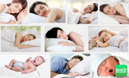 Ngủ là nhu cầu thiếu yếu của cơ thể