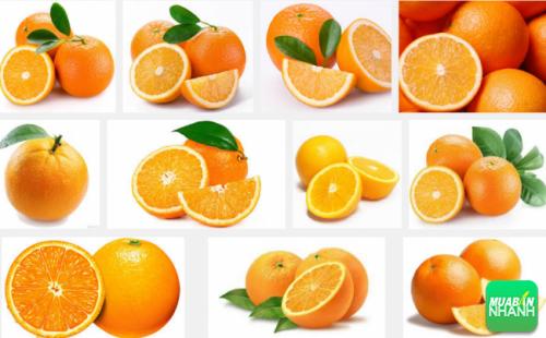 Cam là loại quả quen thuộc và đem đến nhiều công dụng cho sức khỏe con người