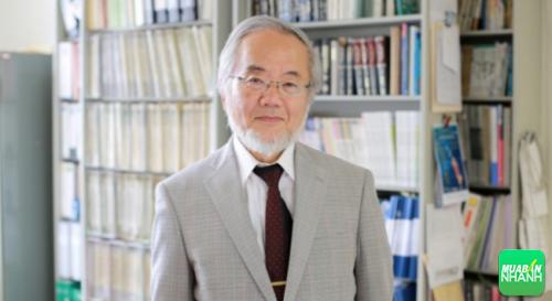 Giáo sư Yoshinori Oshumi là người Nhật thứ 25 được trao giải Nobel.