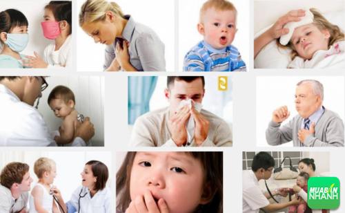 Hô hấp là căn bệnh xảy ra ở bất kì đối tượng nào