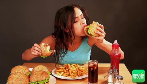Chế độ ăn uống không hợp lý khiến bạn mắc bệnh béo phì