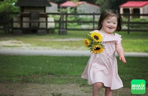 Sớm phát hiện trẻ mắc bệnh down và tìm ra phương pháp giúp trẻ hòa nhập cuộc sống