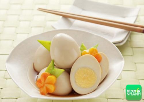 Ăn trứng giúp loại bỏ arsen từ từ ra khỏi cơ thể con người