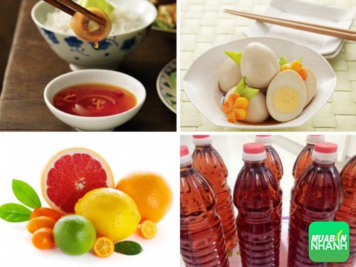 Thực phẩm giải độc cơ thể khi không may sử dụng nước mắm nhiễm thạch tín, 282, Phương Thảo, Cẩm Nang Sức Khỏe, 17/04/2017 09:10:26
