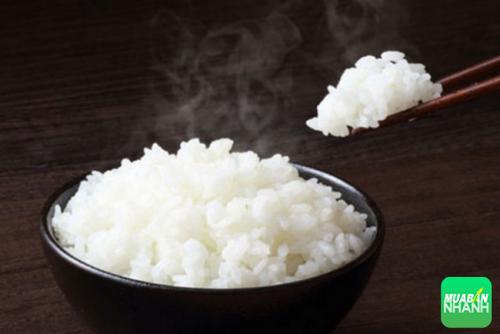 Cơm ăn được chúng ta ăn hàng ngày đều chứa một lượng asen nhất định