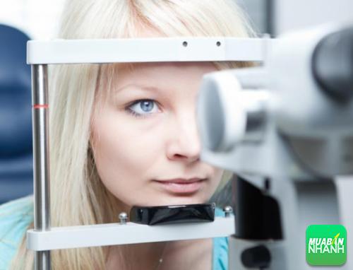 Lượng vitamin A từ mít khiến mắt sáng và rõ hơn