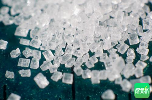 Các loại đường tinh luyện và đường hóa học