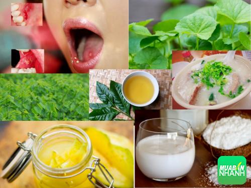 Xóa bỏ nhiệt miệng bằng 6 loại thực phẩm tươi mát, 301, Phương Thảo, Cẩm Nang Sức Khỏe, 25/10/2016 14:58:13