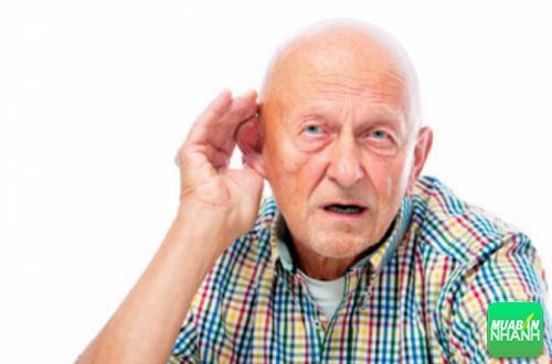 Thiếu kẽm lâu ngày hệ thính giác của con người sẽ bị suy giảm.