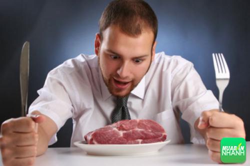 Thói quen ăn quá nhiều thịt