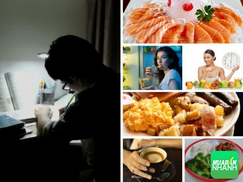 Cần có chế độ dinh dưỡng hợp lý nếu không muốn mắc bệnh vì làm việc khuya, 317, Phương Thảo, Cẩm Nang Sức Khỏe, 28/10/2016 11:15:42