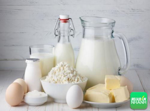 Mỗi ngày uống nửa lít sữa