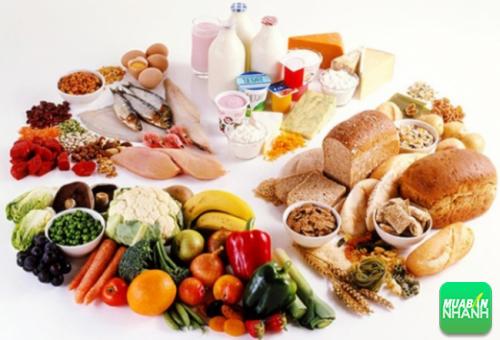 Chế độ ăn uống giúp tăng cường hệ miễn dịch nhằm tránh việc nhiễm các loại vi khuẩn gây bệnh.