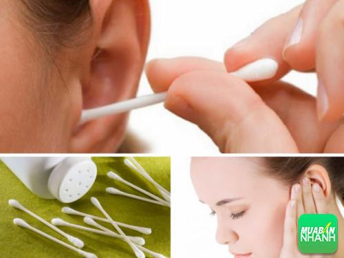 Nhiều người có thói quen ngoáy tai nhưng không biết tác hại của nó như thế nào.