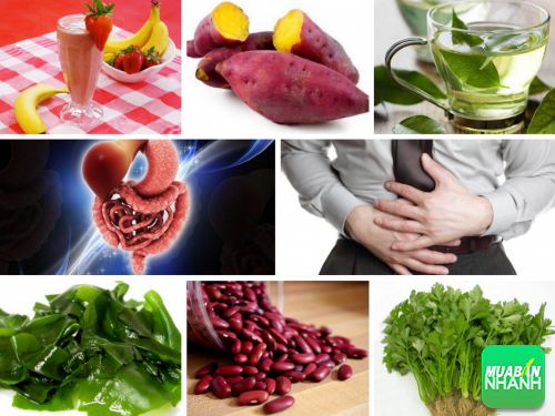 Hỗ trợ và thanh tẩy đường tiêu hóa với thực phẩm từ thiên nhiên, 347, Phương Thảo, Cẩm Nang Sức Khỏe, 09/11/2016 15:06:40