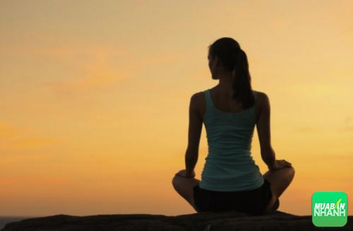 Thiền định luôn là liệu pháp tốt dành cho người bệnh rối loạn về tâm lý.