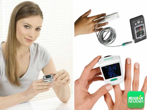Chú ý đến cách sử dụng máy đo nồng độ oxy để máy hoạt động đúng nhất.