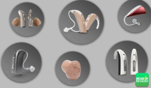 Trên thị trường có khá nhiều loại máy trợ thính của nhiều thương hiệu khác nhau.