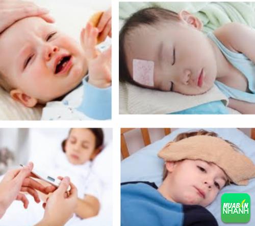 Trẻ bị sốt là nỗi lo của bất cứ bậc cha mẹ nào, vậy làm sao để hạ sốt an toàn cho trẻ?