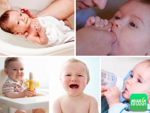 Hãy biết cách giúp trẻ hạ sốt và vượt qua thời kỳ khó khăn đầu đời này.