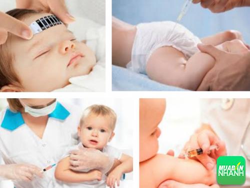 Với cơ thể còn non yếu và hệ miễn dịch chưa hoàn chỉnh trẻ sơ sinh rất dễ bị sốt.
