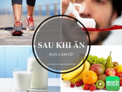 Để khỏe mạnh bạn nên làm gì sau khi ăn?, 410, Phương Thảo, Cẩm Nang Sức Khỏe, 16/12/2016 10:57:47