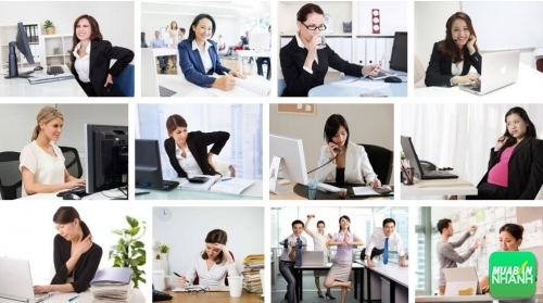 Dân văn phòng chẳng lo đau lưng, thoát vị đĩa đệm với 3 động tác đơn giản, 440, Phương Thảo, Cẩm Nang Sức Khỏe, 17/03/2017 13:10:27